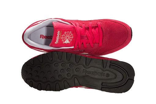 Buty Reebok Cl Leather Suede
