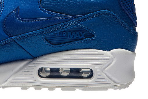 "Air Max 90 Leather (GS) ""Game Royal"" (724821-402)"