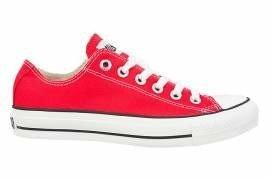 Chuck Taylor All Star II wysokie trampki czerwone skórzane czerwony Converse Royal Point