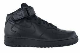 3ce6448bc Nike buty męskie Air Force 1 Mid '07 315123-001 czarne