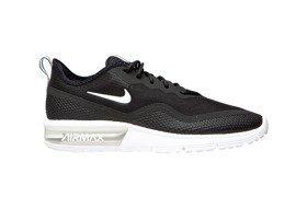 cb2e7b755e98c4 Nike buty męskie do biegania Air Max Sequent 4.5 BQ8822-001 czarne