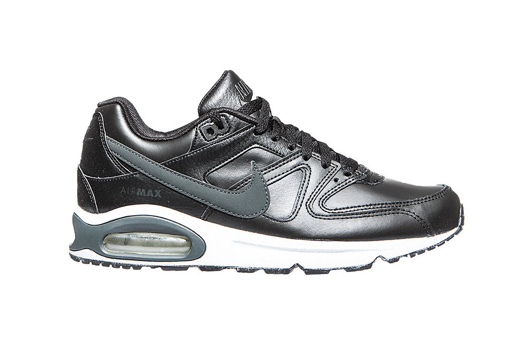 7421fba942c8 ... Buty Nike Air Max Command Leather 749760-001 Black Neutral Grey  Anthracite ...