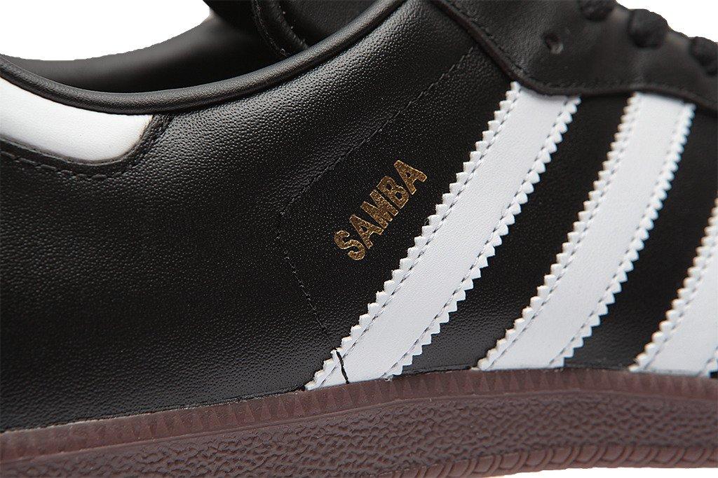 Buty adidas Samba 019000 męskie halówki czarne