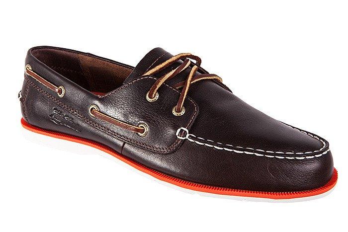 7332d47c2ac64 ... Helly Hansen buty męskie żeglarskie Deck Classic Leather 10786-742 ...