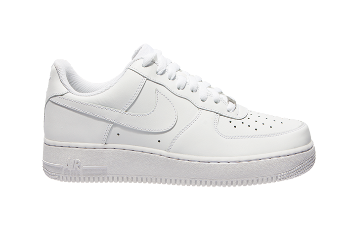 nike air force 1 low white damskie