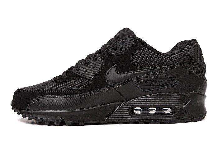 Nike buty męskie Air Max 90 Essential 537384 090 czarne | e