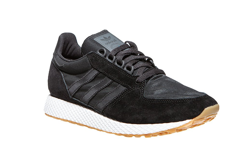 adidas buty męskie Forest Groove CG5673 czarne | e