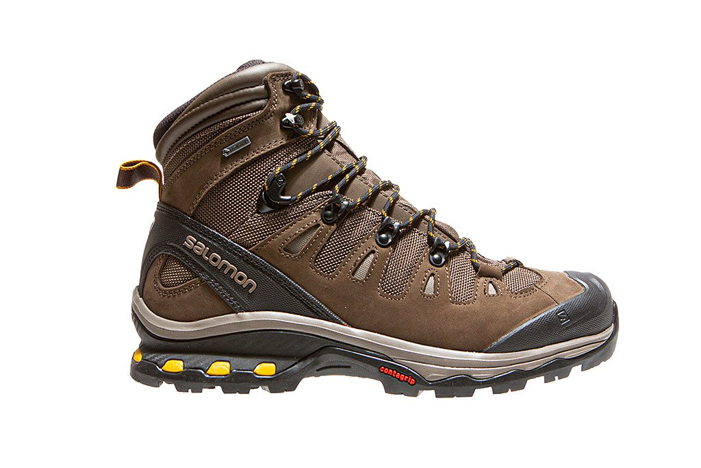 Salomon Quest Prime GTX Boots Close Up