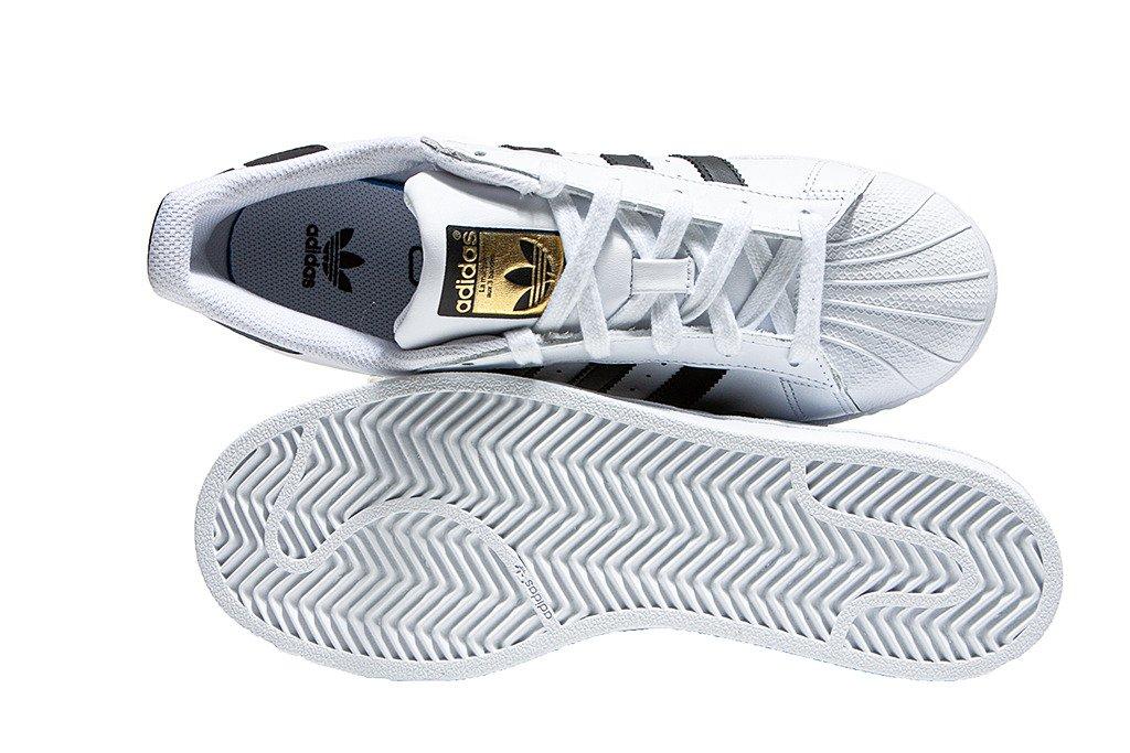tak tanio aliexpress klasyczne dopasowanie Damskie buty adidas Superstar C77153 białe | e-megasport.com