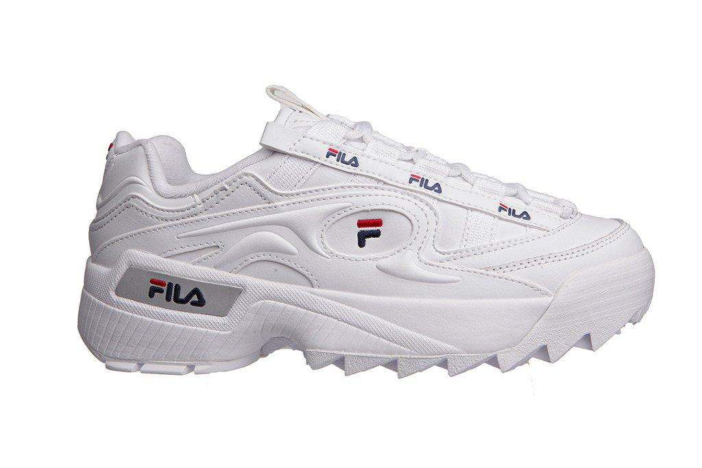 Fila buty damskie D Formation 1010856.92N białe