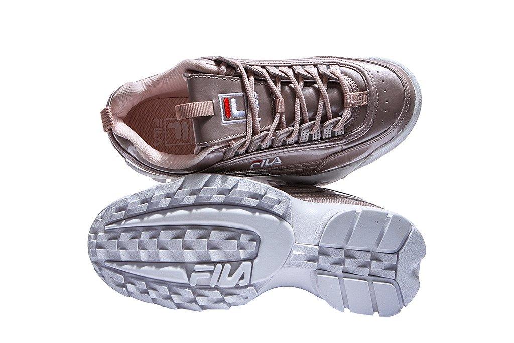 Fila buty damskie Disruptor 1010747.71P różowe