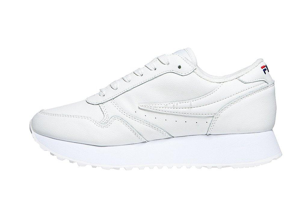 Fila buty damskie Orbital Zeppa L Wmn 1010311 1FG białe