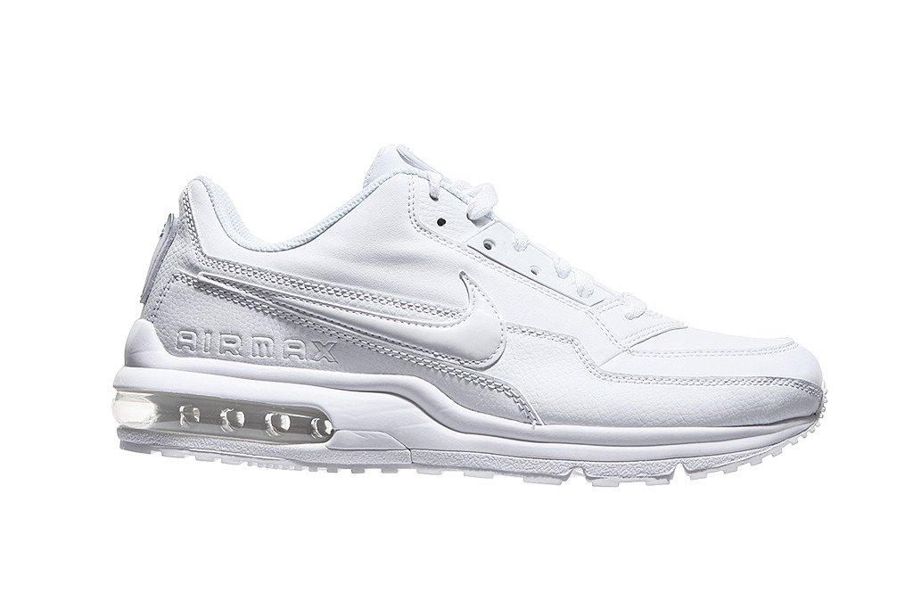 buty męskie nike białe air max