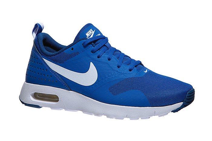 Nike Air Max Tavas GS 814443 401 | Biały, Niebieski