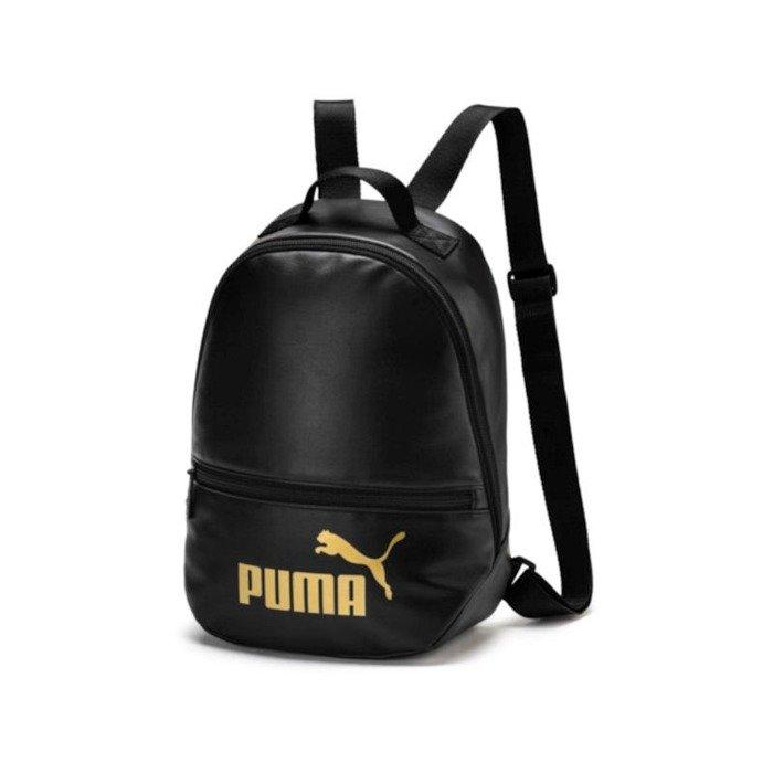 24a026e5eeb7a ... Puma plecak mini Core Up Archive Backpack 075952-01 czarny ...