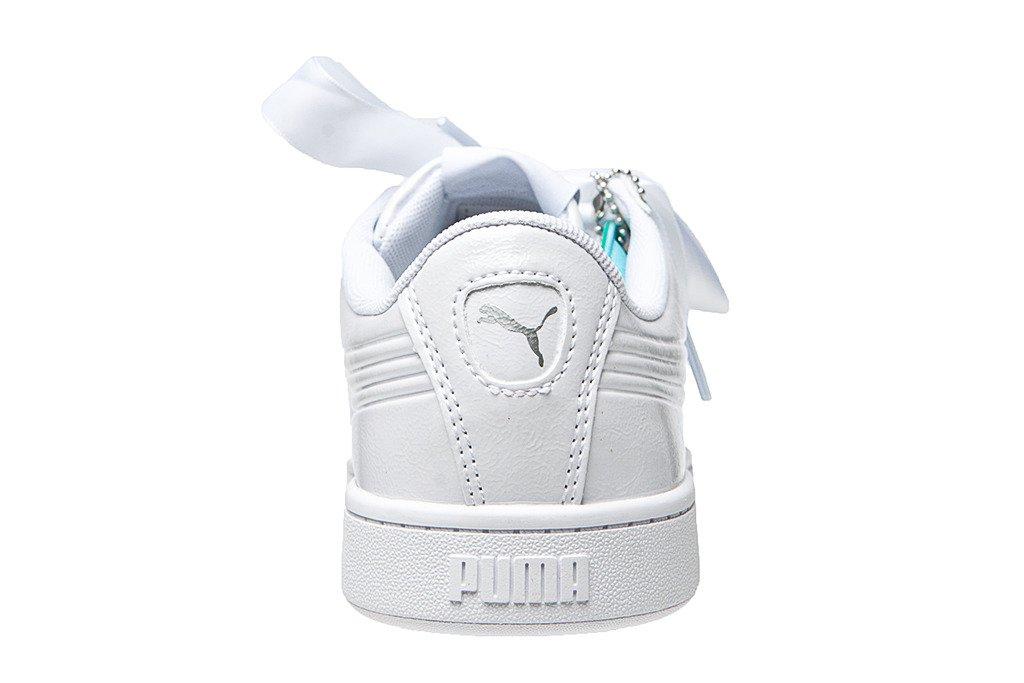 Puma buty damskie Vikky v2 Ribbon 369727 02 białe