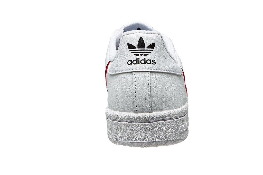 adidas Continental 80 F99787 buty dziecięce białe