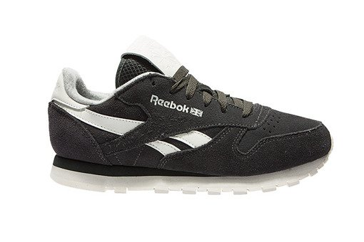 Reebok buty damskie Cl Leather Suede M49100