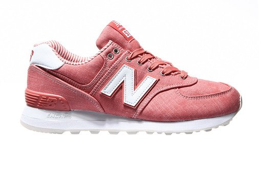 Buty damskie New Balance WL574CHE - Beach Chambray Pack
