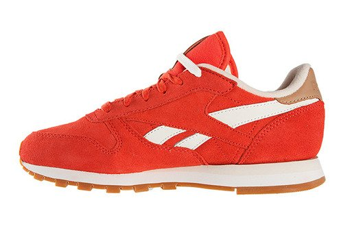 Buty damskie Reebok Cl Leather Suede V55542