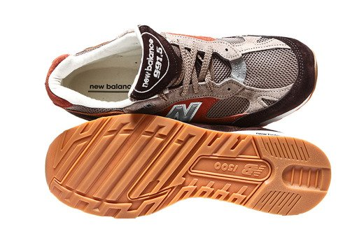 Buty męskie New Balance M991.5FT- Yard Pack - Made In The England
