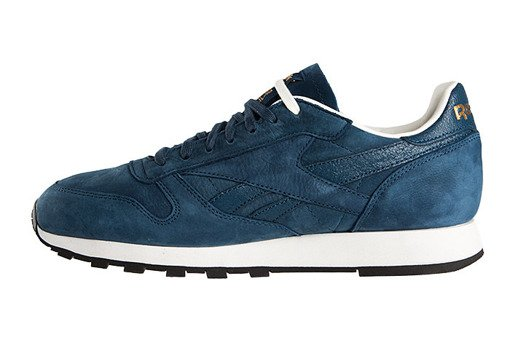 Buty męskie Reebok Cl Leather Enhanced Buck V61432