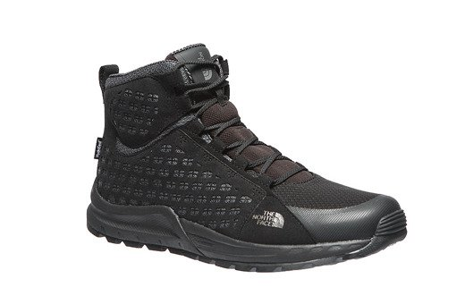 The North Face buty trekkingowe Mountain Sneaker Mid Waterproof  T939VWNNE