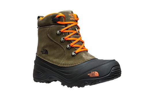 Buty zimowe dziecięce The North Face Youth Chilkat Lace II T92T5R5QB