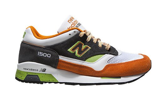 Męskie buty New Balance M1500MO - Made In The UK