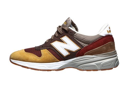New Balance buty męskie M7709FT - Made in UK