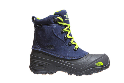 The North Face buty dziecięce Youth Chilkat Lace II T92T5R5UK granatowe