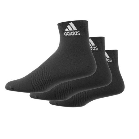 adidas skarpetki sportowe Performance Thin Ankle 3-pack AA2321 black